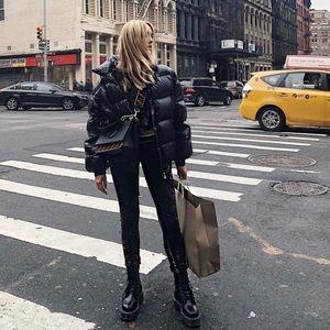Dr Martens Jadon platform combat boots in black